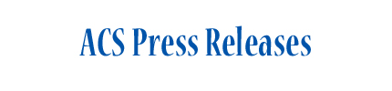 ACS Press Releases